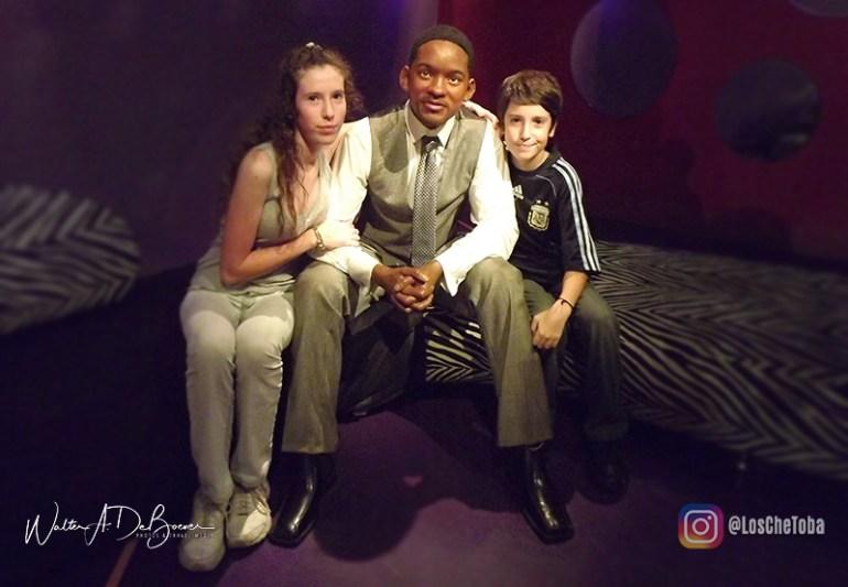 Fotos con los famosos de Hollywood