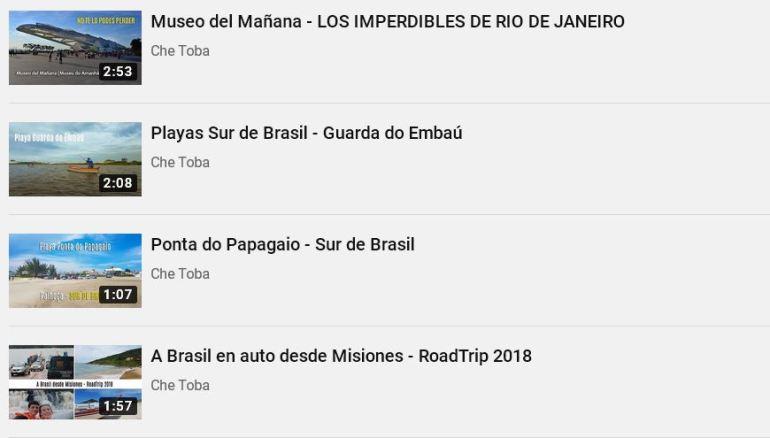 Viajar al Sur de Brasil
