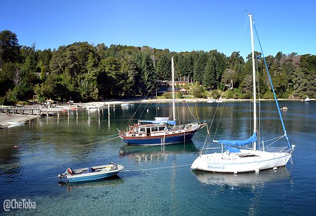 Villa La Angostura - Playa Mansa y Bahía Brava