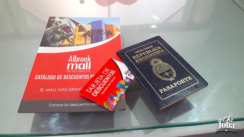Comprar con descuentos en el Albrook mall Panamá
