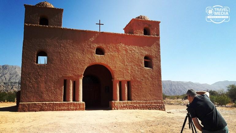 Iglesia de Andacollo