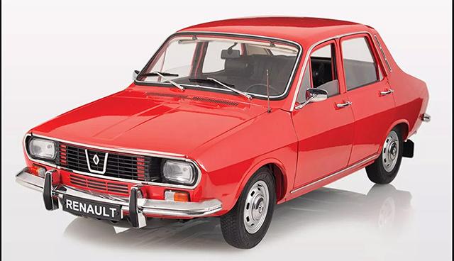 Manual de Renault 12 TL en PDF