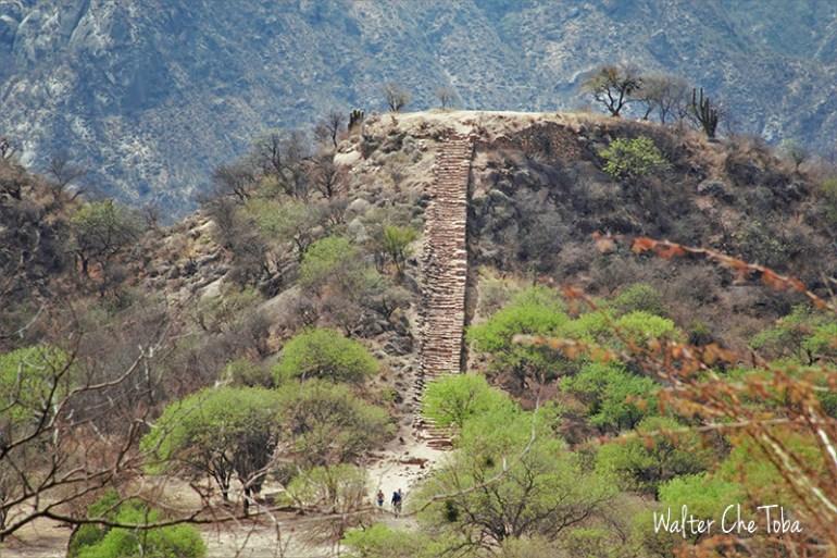 Ruinas Incas en Catamarca - El Shincal - Londres