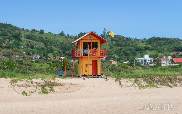 Gamboa, Garopaba - Sur de Brasil