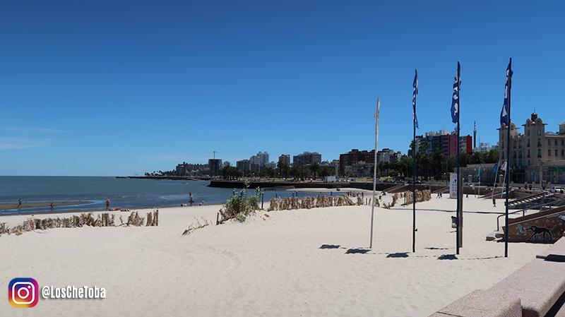 Playas de Montevideo - Fotos, mapas y tips