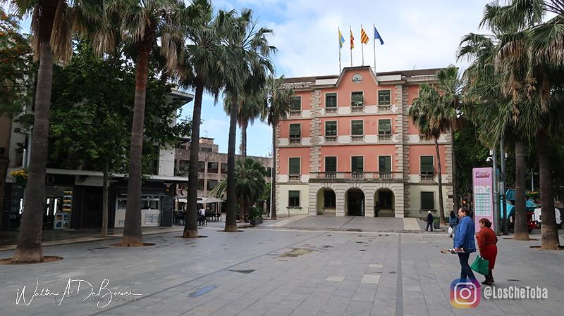 Centro cívico Castelldefels pueblo