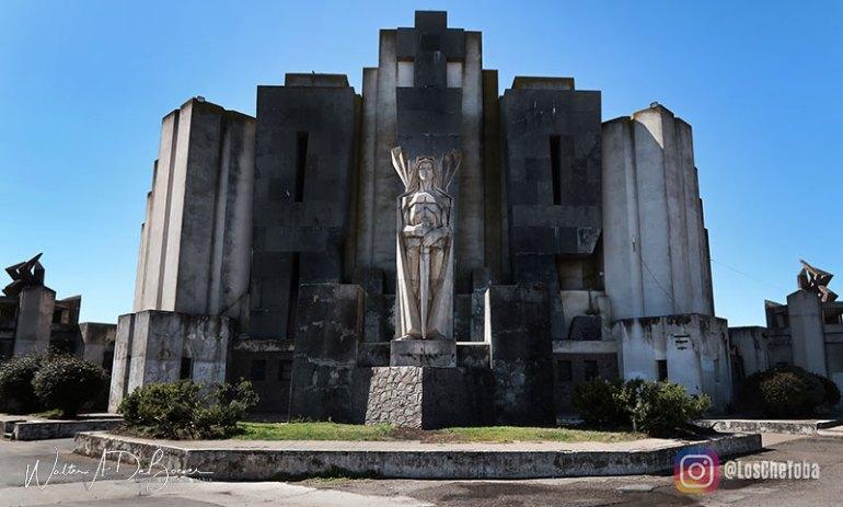 Cementerio de Azul
