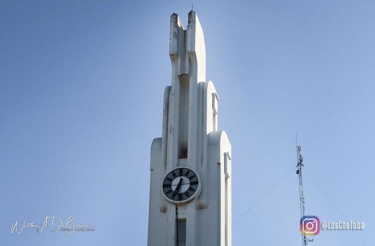 Reloj Municipalidad de Salamone