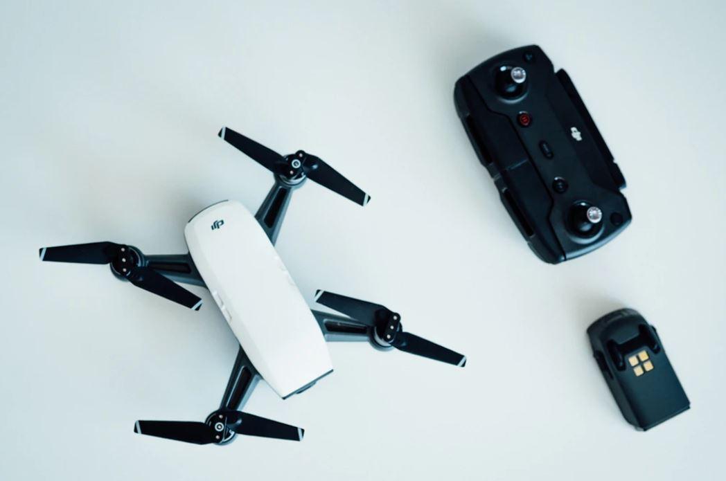 Filmar con un drone en Parques Nacionales