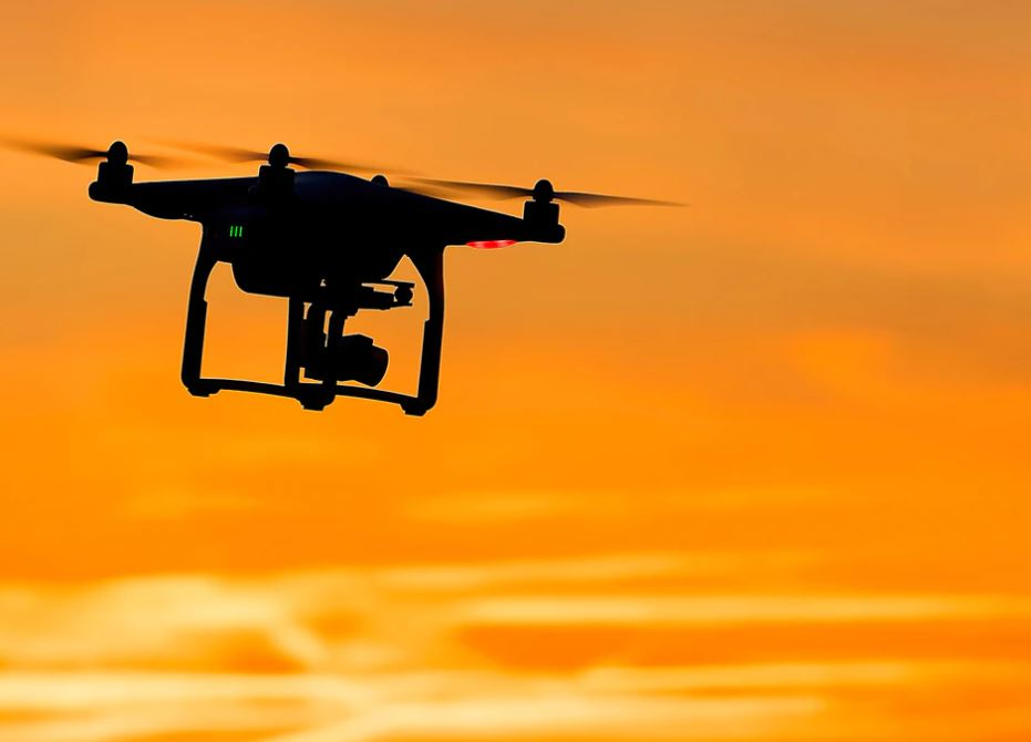 Permiso volar drone en parques nacionales