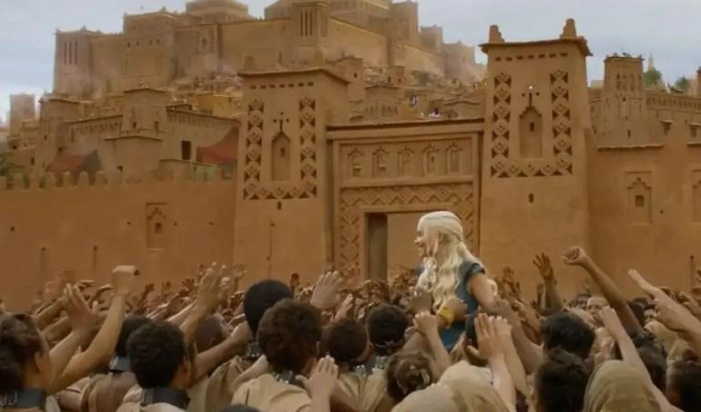 La ciudad de Marruecos dónde se filmó game of throne