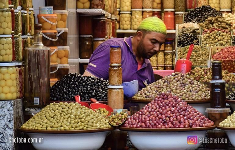 Marrakech bazar