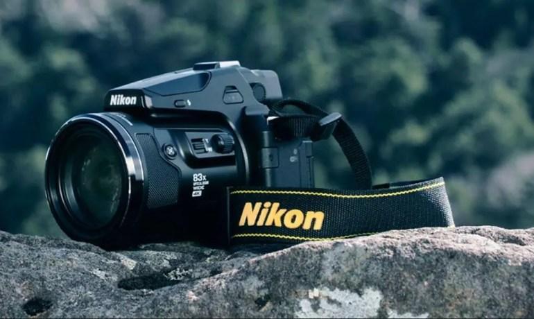 Nikon P950 fotografía de aves
