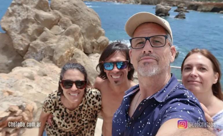 Los Che Toba en Ibiza
