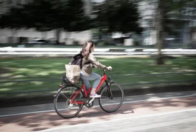 Andar en Bici con seguro