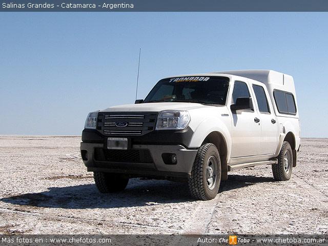 El vehículo CheToba 2011 - La Ranger