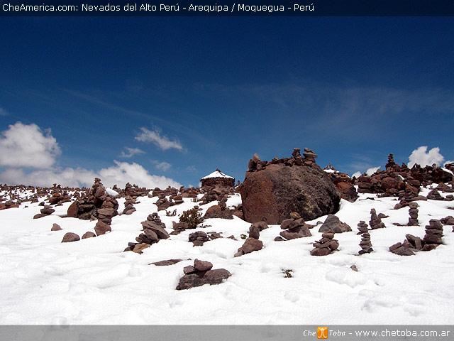Reserva Nacional de Salinas y Aguada Blanca - Perú