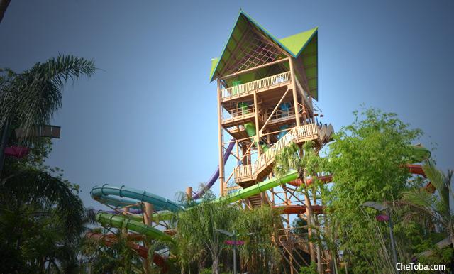 Parque de agua Aquatica