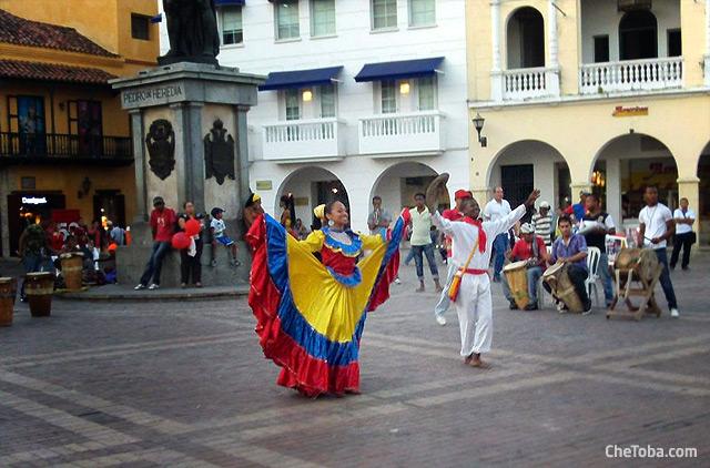 cartagena-bailarines