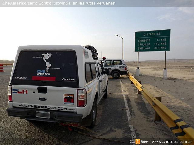Viajar en auto a Perú, 8 cosas que deberías saber