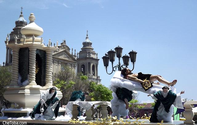 Sabado de Gloria Guatemala