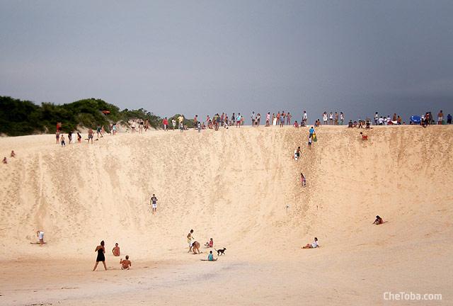 Sandboard Dunas Joaquina