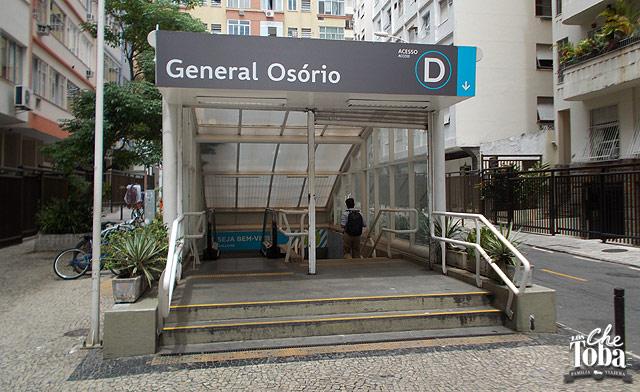 Estacion Osorio Ipanema