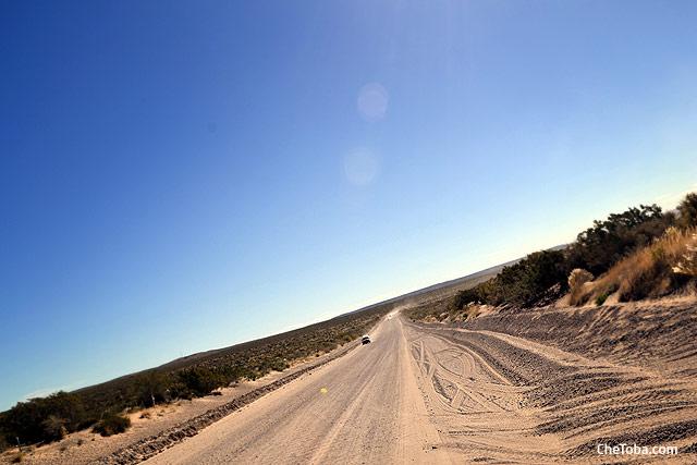 Caminos de arena Puerto Madryn