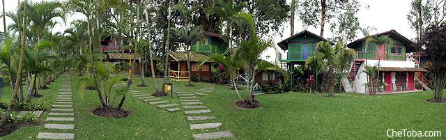 Hotel Resort Kalarcá
