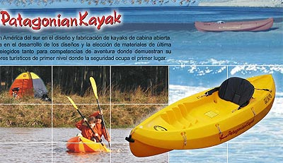 Patagonian Kayak - Sit On Top