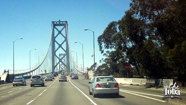 Puente Colgante Oakland California