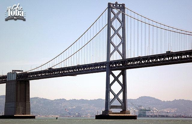 Oakland Bridge San Francisco Bay