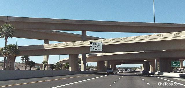Puentes Autopistas EEUU