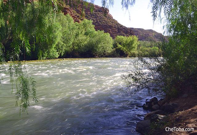 Rafting Río Clase II