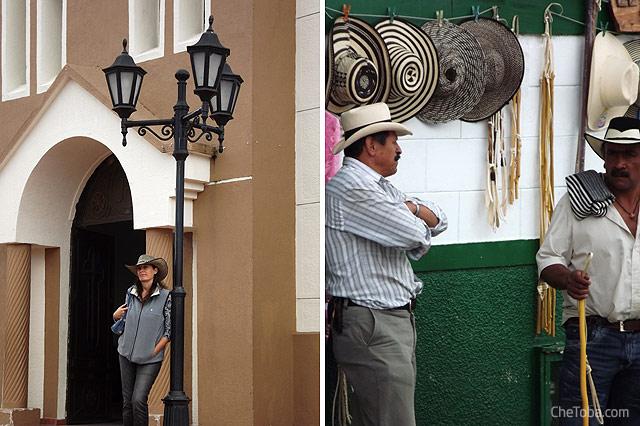 Sombreros Paisa Colombia
