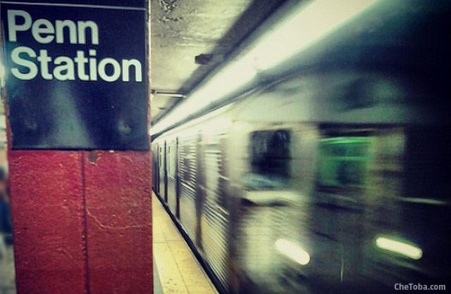 subte Nueva York, Penn Station