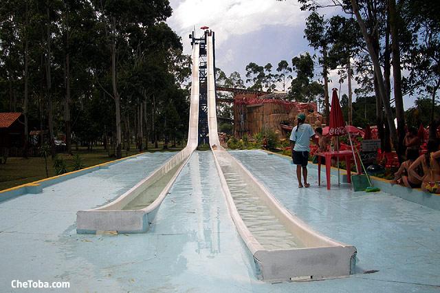 Kamikaze Parque Acuático Acqua Lokos