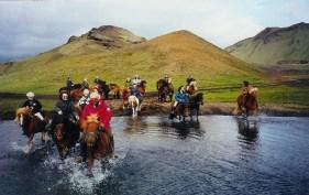 rando à cheval islande