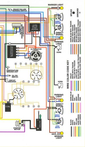 1969 Chevelle Wiring Diagrams