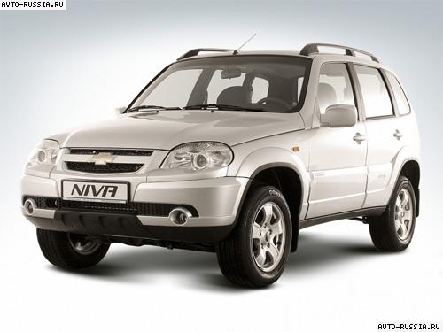 особенности автомобиля Нива