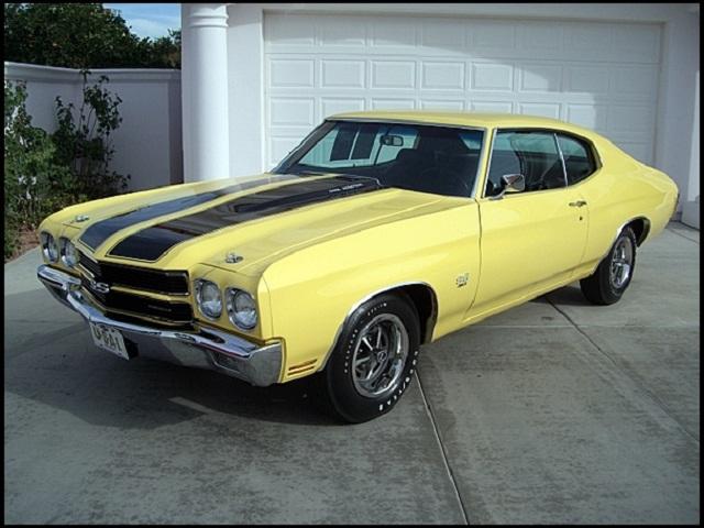 Convertible Nova 1972 Ss