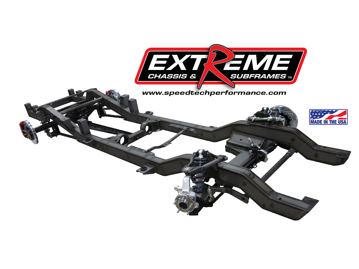 Speedtech Performance Releases Extreme Pro Touring Chassis For Chevy