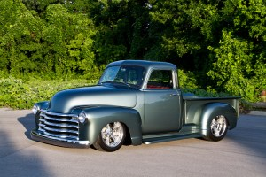 1953 Chevy TruckThe Third Act
