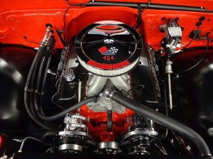No Replacement for Displacement: Swapping in a bigblock