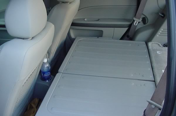 Seat Removal And Carpet Install Chevy HHR Network