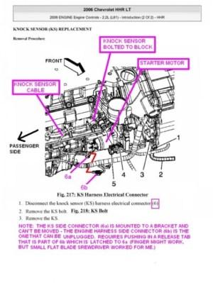 Chevy Hhr 2 2 Engine Diagram  Wiring Diagram