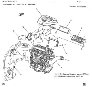 Chevy Hhr 2 2 Engine Diagram  Wiring Diagram
