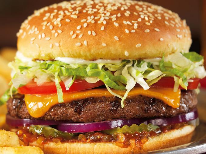 Burger Pizza Online Order