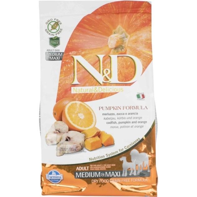 N&D dry food