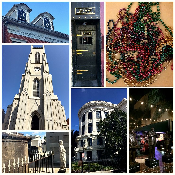 New Orleans - I love you - Day 5, 6 and 7